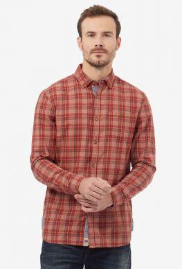 Red Chax Print Shirt