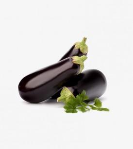 Black Fresh Brinjal