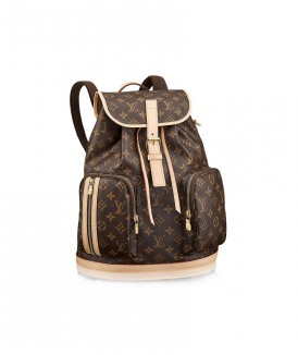 Leather Top Hand Bag